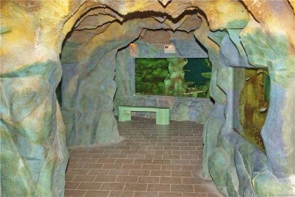 Морской аквариум Ялта